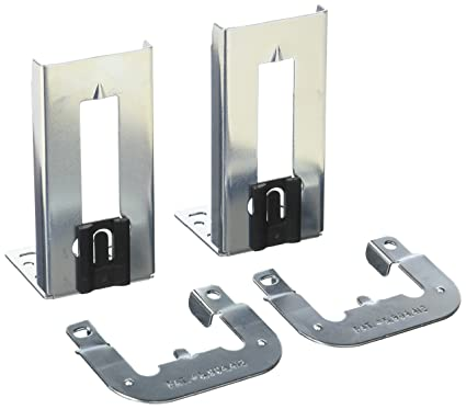 Accuride Face Frame Brackets For series 3832, 3834 and 3864 Slides ...