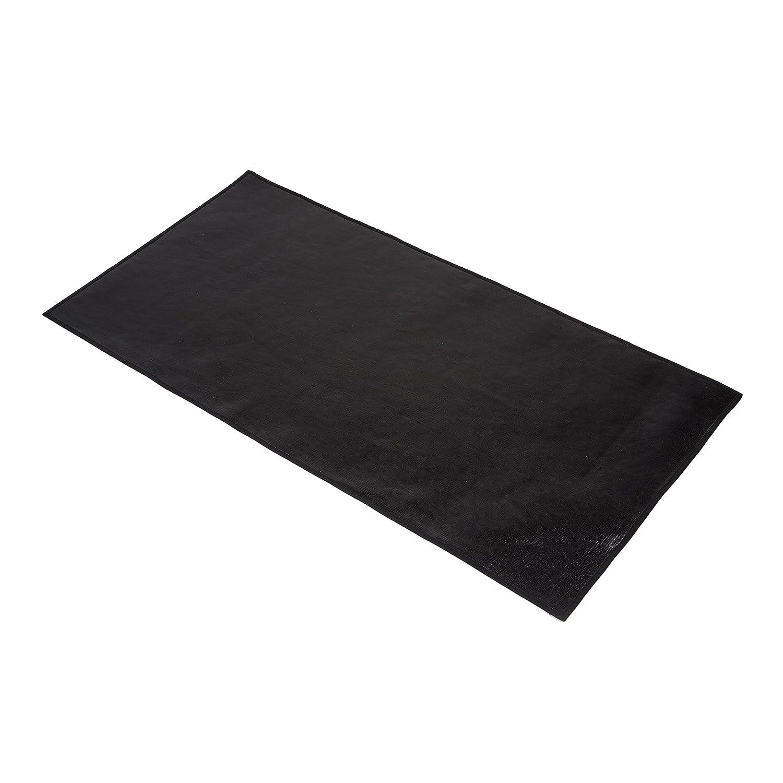 Tappeto ignifuga protettiva da pavimento per camino, 50 x 100 cm ...