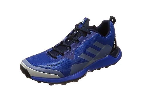 Adidas Terrex CMTK, Zapatillas de Trail Running para Hombre, Azul (Belazu/Griuno/Maruni 000), 44 EU: Amazon.es: Zapatos y complementos