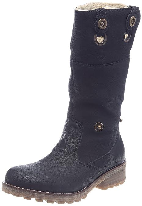 sports shoes 4bbd1 8fbe8 Rieker Swetlana Z0470, Damen Stiefel
