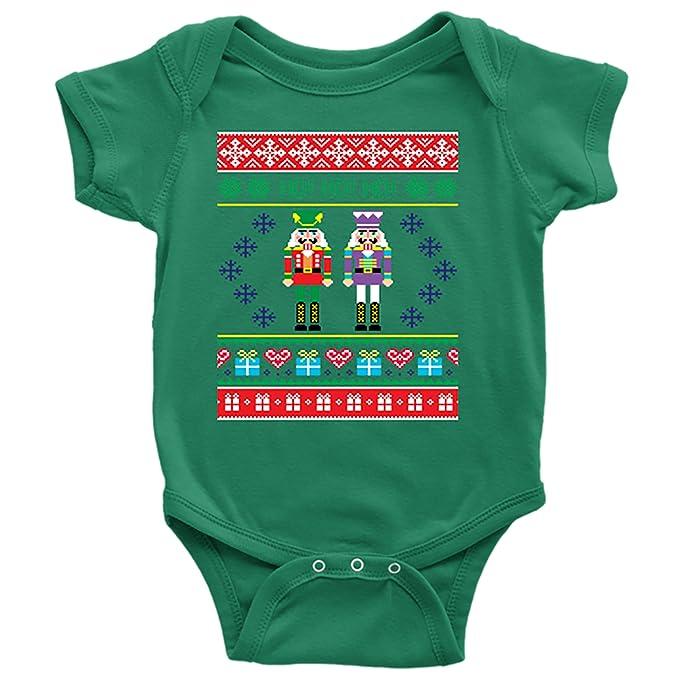 8a206c68b811 Christmas Baby Clothes First Christmas Onesie - Unisex Nutcracker Holiday  Bodysuit for Babies - Newborn -