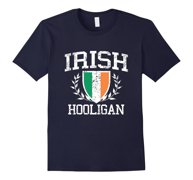 IRISH Hooligan Team Fan Hot 2017 T-Shirt-AZP