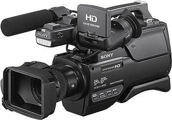 Amazon Com Sony Hxr Mc2500 Shoulder Mount Avchd Camcorder Camera Photo