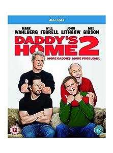 Daddy's Home 2 (Region A Blu-Ray) (Hong Kong Version / Chinese subtitled) 左兩爸 右兩爸