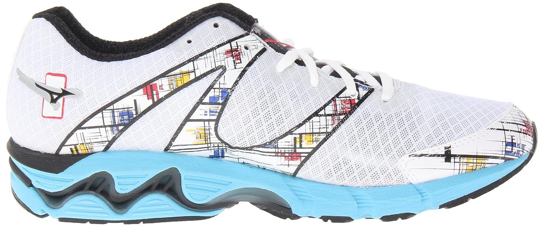 Mizuno Women's Wave Inspire D 10 Running Shoe B00CSI95TE 8.5 D Inspire US|White 61931b