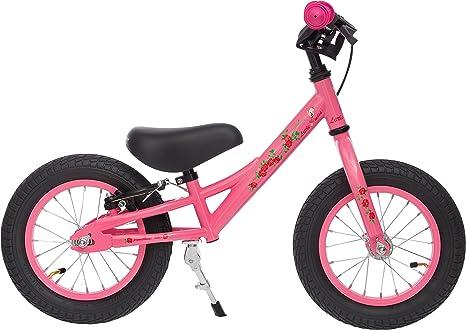 Prometheus 31cm (12 pulgada) Bicicleta sin pedales para niños con sillin regulable |12