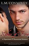 Rubies of Fire: Department 57 (Dept 57 Book 10)
