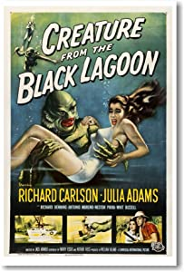 Creature From the Black Lagoon - NEW Vintage Movie Poster