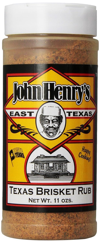 John Henry's Texas Brisket Rub 11 0z.
