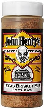 John Henry's Texas 11-ounce Brisket BBQ Rub