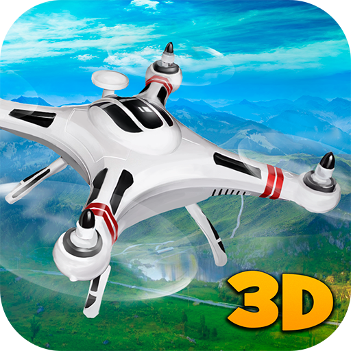 Drone Flight Simulator 3D