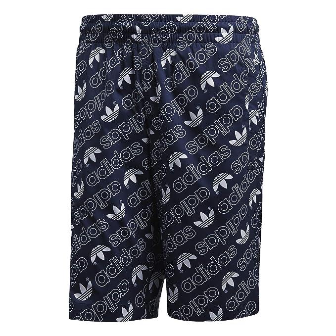adidas Originals DH4792 Traje de Bano Hombre Azul L: Amazon ...