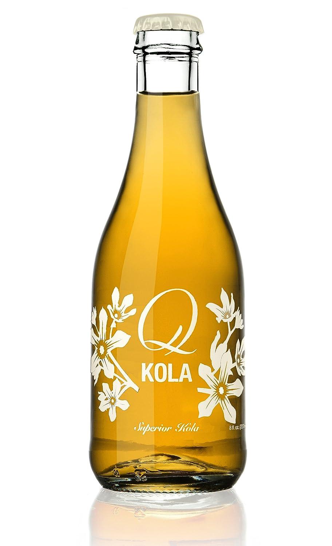 Q Mixers, Q Kola, Spectacular Kola, 9 Ounce Bottle (Pack of 24)