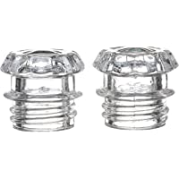 Coffee Percolator Glass Top Replacement - (Pack of 2)