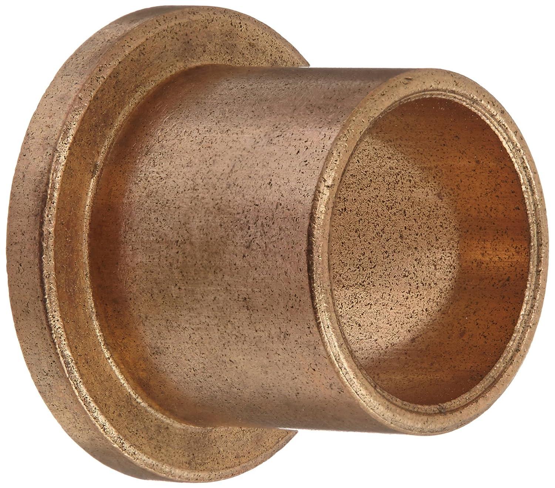 """1//2/"""" Outside 3.8/"""" Long Brass Bearing Pack of 6 3//8/"""" Inside Diameter"""