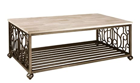 Standard Furniture Toscana Rectangle Coffee Table