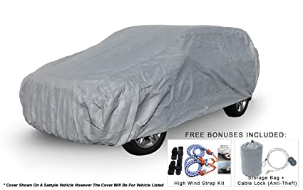 Amazon Com Weatherproof Suv Car Cover Compatible With Range Rover