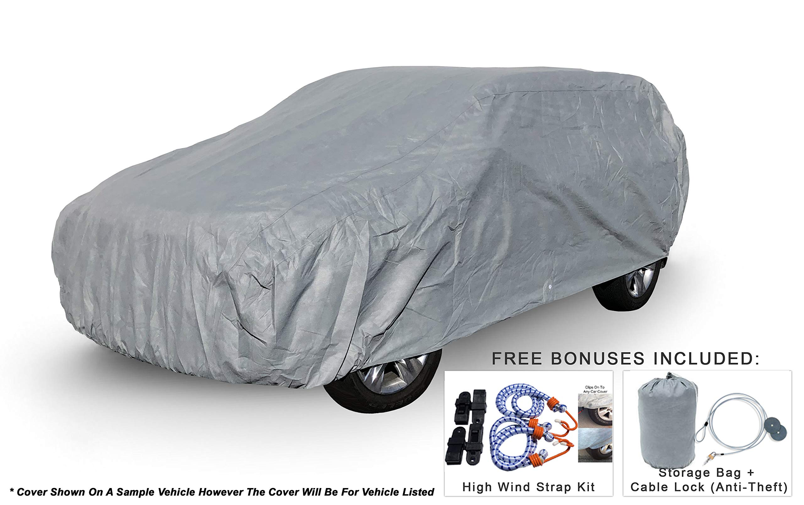 Lexus RX350 RX450H 2010-2011 Car Cover Hybrid