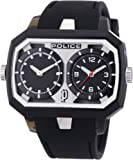 Police Herren-Armbanduhr HYDRA Analog Kautschuk P13076JPB-02A