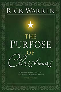 The Purpose of Christmas: 0891113002001: Amazon.com: Books