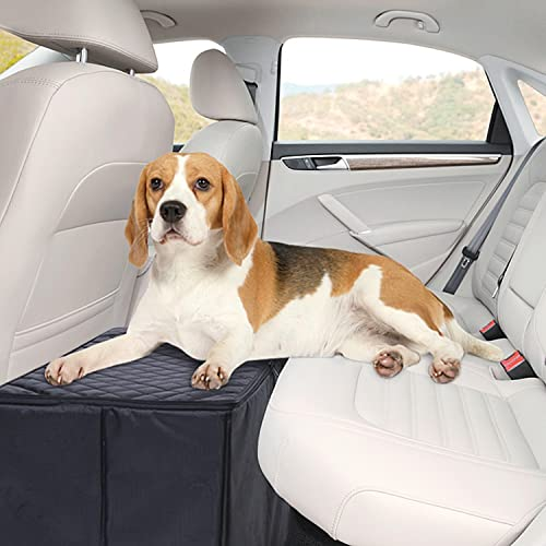 Trenton Gifts Waterproof Dog Seat Extender With Storage Safer More Comfortable For Your Pet