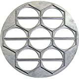 Dumpling Maker – Aluminum Vareniki and Dumpling Mold - Russian Ukraine Vareniki Pelmeni Ravioli Metal Mold - Dumplings…