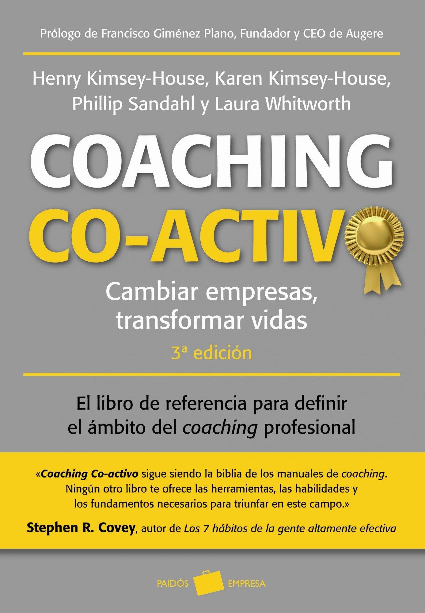 Read Online Coaching co-activo pdf epub