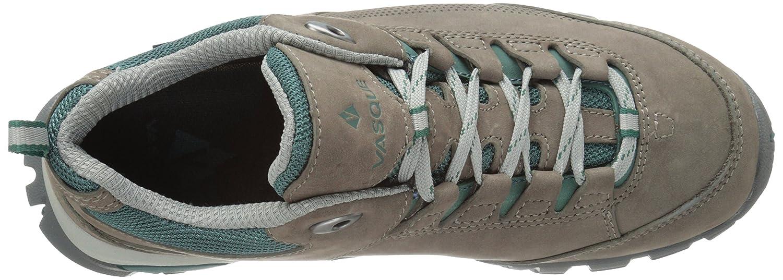 Vasque Women's Talus Trek Low UltraDry Hiking Shoe B00TYJZW5G 6 B(M) US|Gargoyle/Jasper