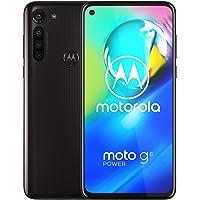 Motorola Moto G8 Power | 4/64GB | Unlocked International - GSM only | No CDMA | No US Warranty | Black