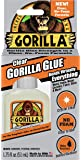 Gorilla 4500104 Clear Glue 1.75 Oz., Clear