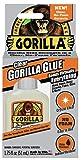 Gorilla 4500104 Clear Glue 1.75 Oz., Clear
