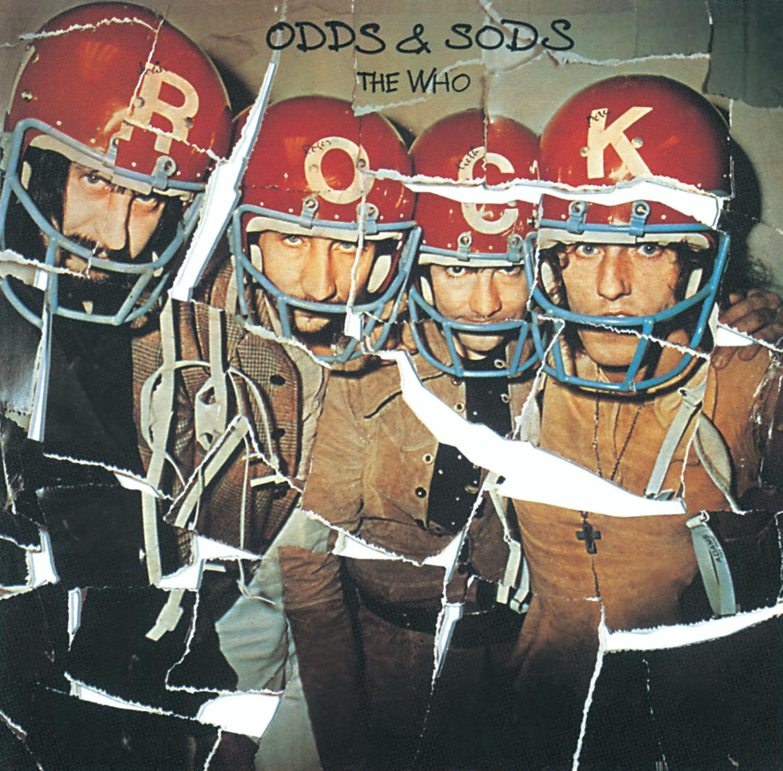 Odds & Sods (SHM-CD)