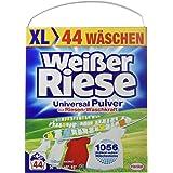 Weißer Riese Universal Pulver, 1er Pack (1 x 44 Waschladungen)