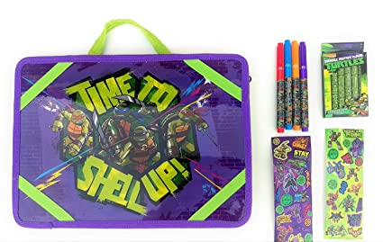 Amazon.com: Teenage Mutant Ninja Turtles Portable Actividad ...