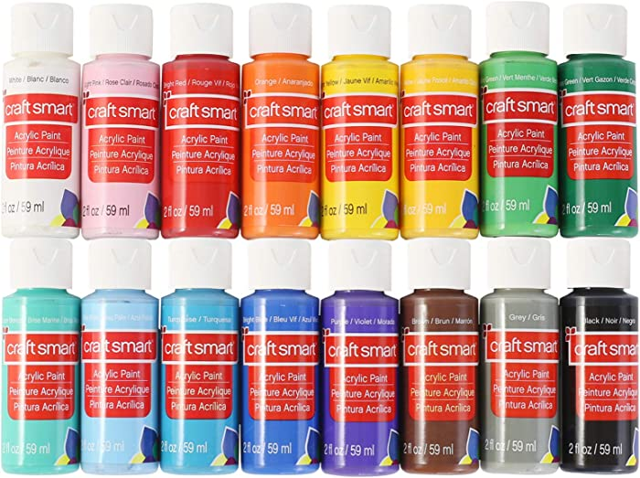 The Best Apple Barrel Acrylic Paint 8 Oz Set