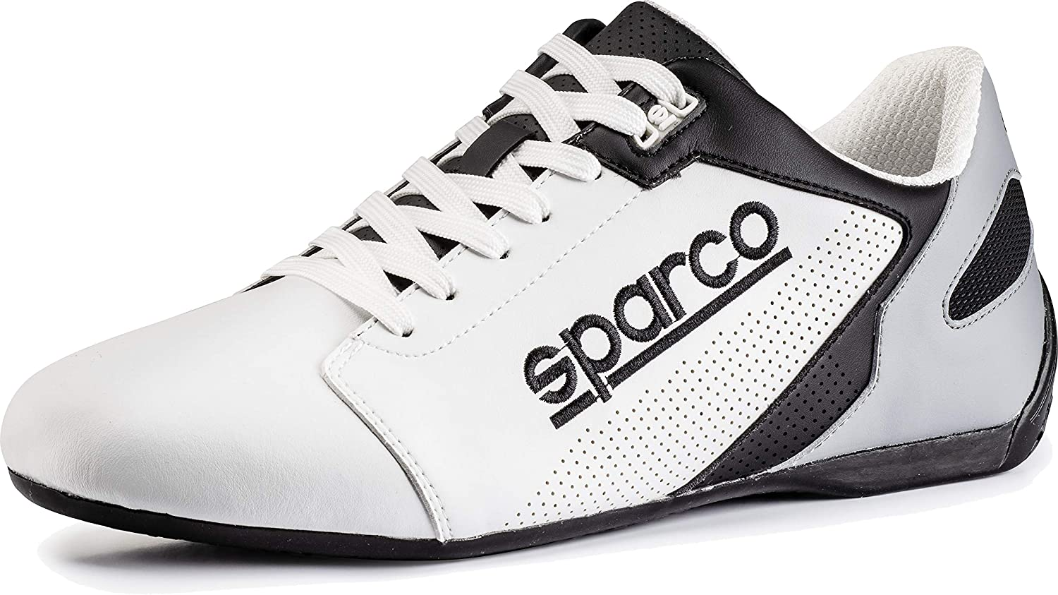 SPARCO S00126342NRRS SL-17 Trainers Size 42 Black Red
