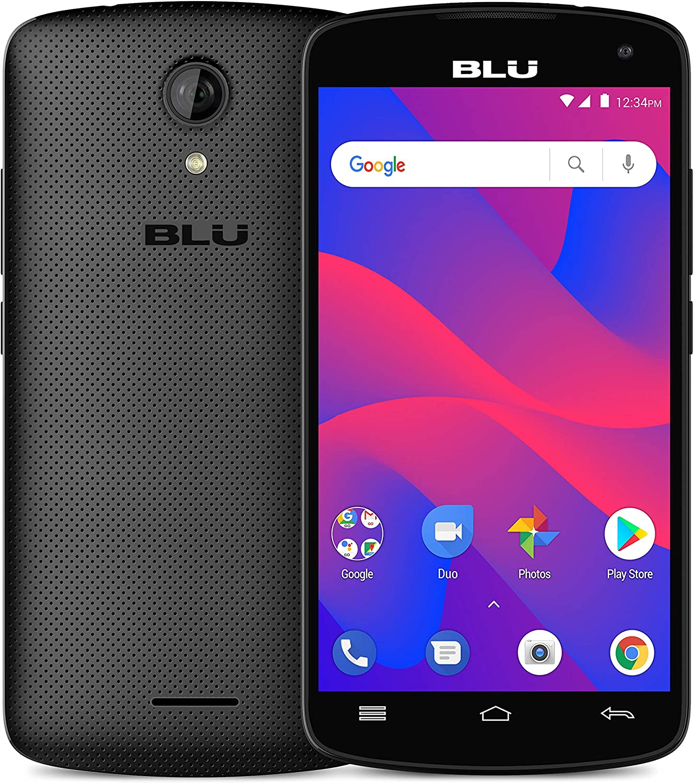 BLU Studio X8 HD -GSM - Smartphone desbloqueado, color negro ...