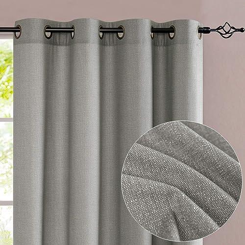jinchan Microfiber Curtains