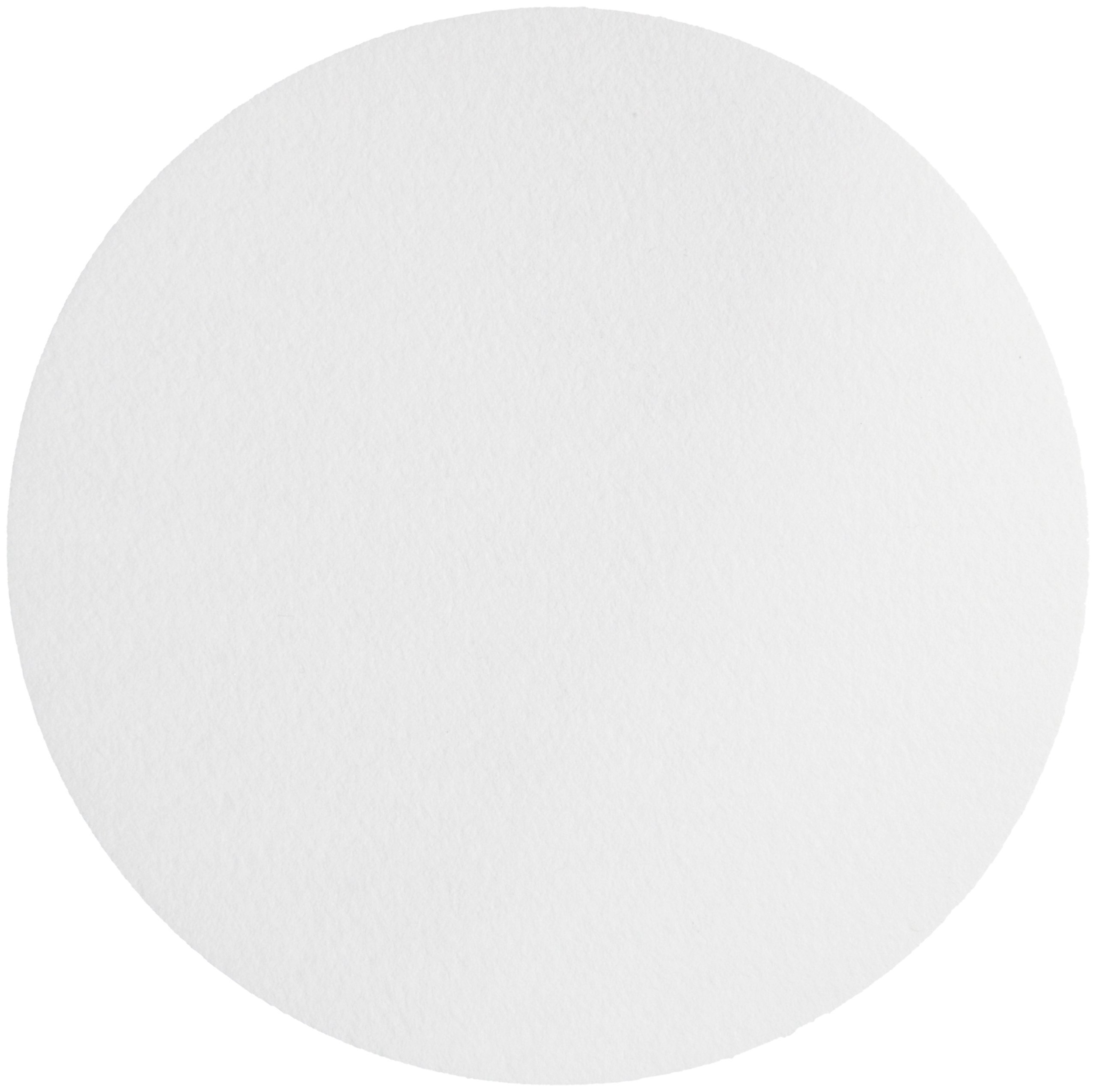 Whatman 1001-150 Qualitative Filter Paper Circles, 11 Micron, 10.5 s/100mL/sq inch Flow Rate, Grade 1, 150mm Diameter (Pack of 100) by Whatman