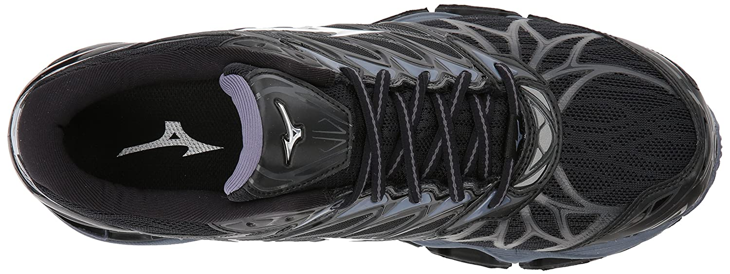 Mizuno Prédiction D'onde 7 Mens Noir oX6ViNv9