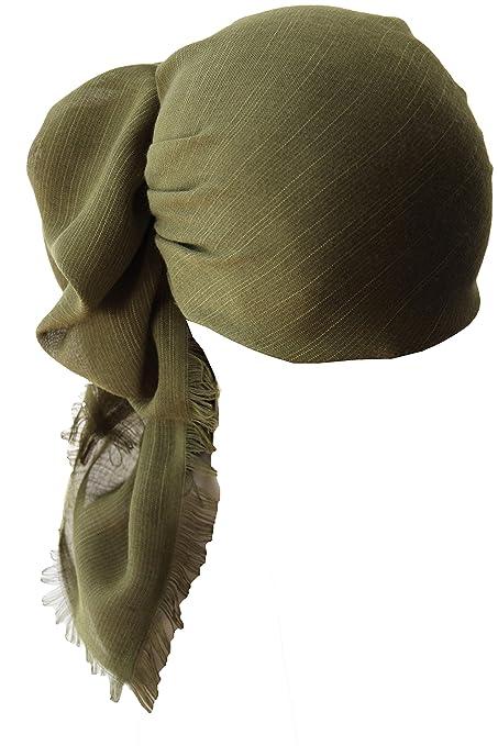 Deresina Headwear Quadratische, Ultraweiches Kopftuch Für ...
