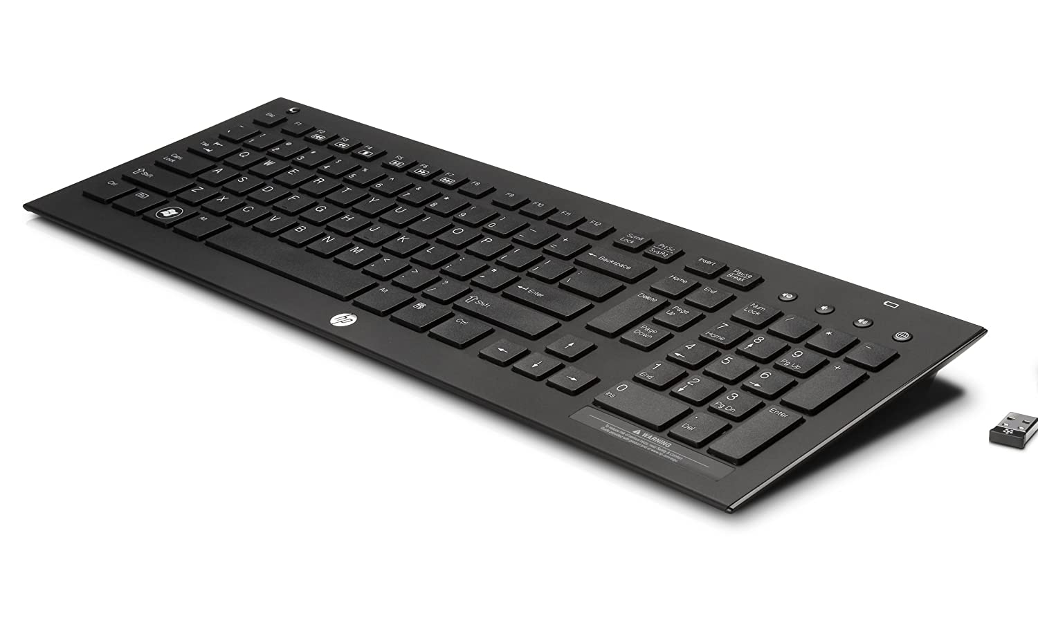 Hp Wireless Elite V2 Keyboard (Qb467aa) - Specifications and Warranty Hewlett Packard QB467AA#ABA
