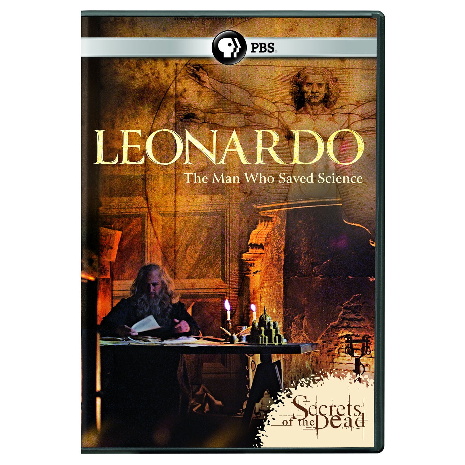 DVD : Secrets of the Dead: Leonardo - The Man Who Saved Science (Widescreen, NTSC Format)