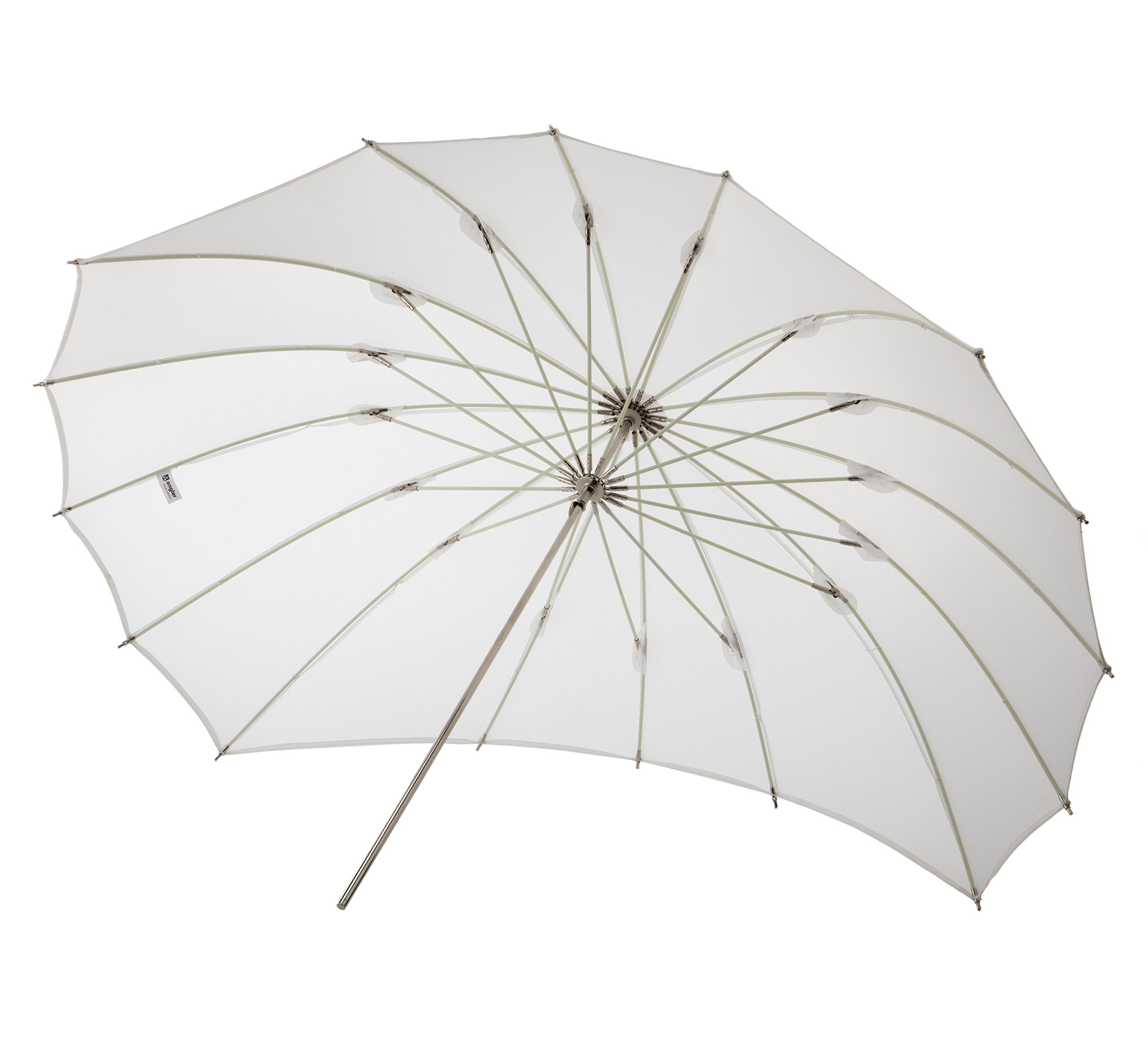 Angler ParaSail Parabolic Umbrella (White with Removable Black/Silver, 45'''')'' by Angler (Image #4)