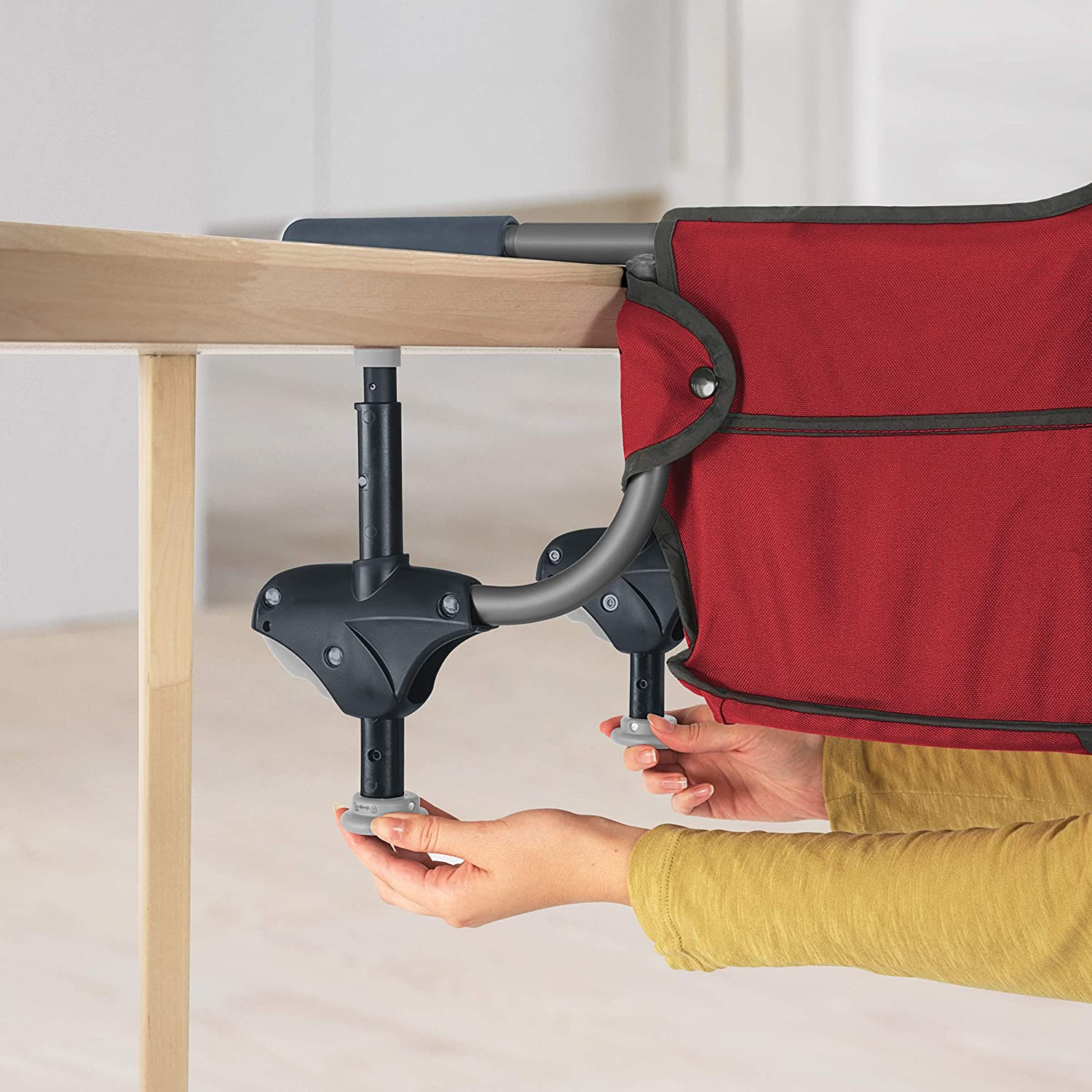 Chicco Caddy Hook-On Chair, Nature: Baby