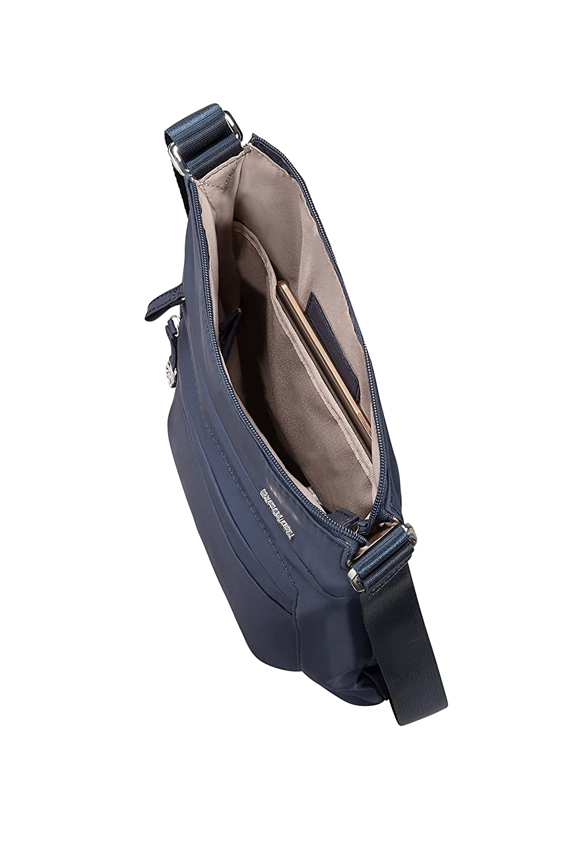 blau Dark Blue Mini Schultertasche f/ür Tablet Samsonite Move 2.0 26.6 cm