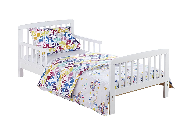 Kinder Valley Toddler Bed Bundle, 7-Piece