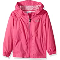 Columbia Youth Girls' Switchback Rain Jacket, Waterproof & Breathable