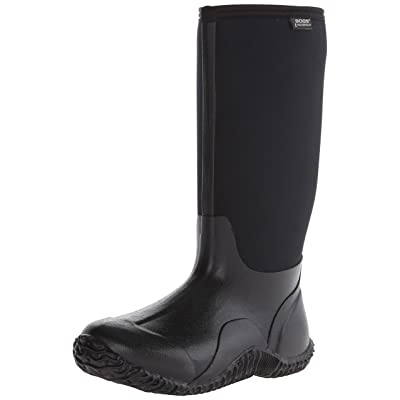 Bogs Womens Classic High No Handle Waterproof Insulated Rain and Winter Snow Boot | Rain Footwear