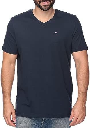 Tommy Hilfiger Cotton V Neck T-Shirt For Men